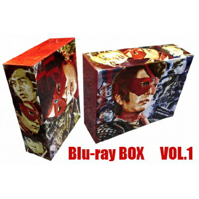 仮面の忍者 赤影 Blu-ray BOX VOL.1/Blu-ray Disc/BSTD-03787